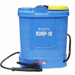 Электрические и бензиновые опрыскиватели - Опрыскиватель электрический ОЭМР-10 (нерж.…, 0