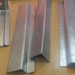 Профиль для плитки - Профиль Г T П Z-образный для вентилируемого фасада, 0