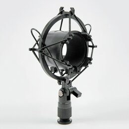 Аксессуары для микрофонов - Амортизирующее крепление для микрофона, 0