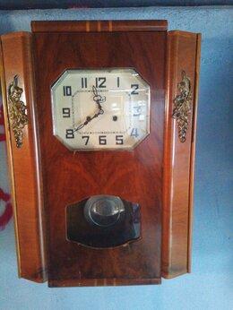 Часы настенные - Часы настенные, маятниковые, с боем!, 0