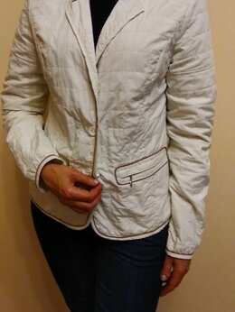 Куртки - Куртка женская белая Tom Farr, 0
