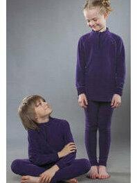 Капри и бриджи - Лосины детские GUAHOO Fleece Basic 702 P/DVT (XS), 0