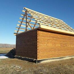 Готовые строения - Баня из шлифованного бруса, 0