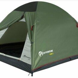 Палатки - Палатка Туристическая 3-х местная Двухслойная, 0