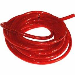 Аксессуары - Шланг полиуретановый, 12 мм (красный), 0