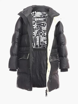 Куртки и пуховики - пуховик зимний, 0