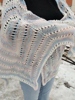 Шарфы и платки - Шикарная шаль Нежность ручная работа, 0