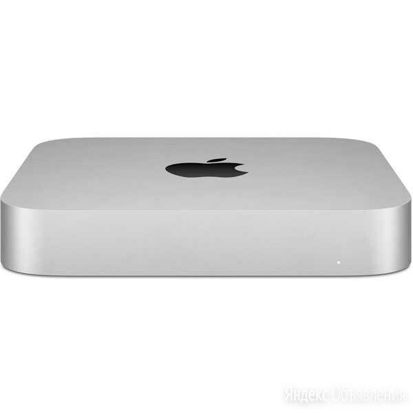 Apple Mac mini (M1, 2020) 8 ГБ, SSD 256 ГБ Silver (Серебристый) по цене 74990₽ - Настольные компьютеры, фото 0
