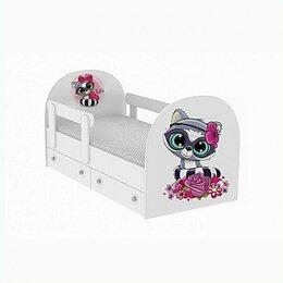 """Кроватки - Кровать детская односпальная """"Енотик"""", 0"""