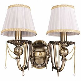 Бра и настенные светильники - Бра Omnilux Crastu OML-75001-02, 0
