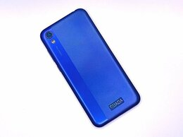 Корпусные детали - Задняя крышка для HUAWEI Honor 8S (KSA-LX9) Blue, 0