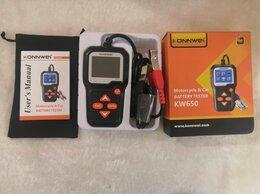 Пробники и тестеры - Аккумуляторный тестер KONNWEI KW650, 0