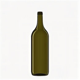 Бутылки - Бутылка винная 1.5 л Бордо оливковая, 0