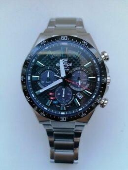 Наручные часы - Часы Casio Edifice EQS-800 Solar (Япония), 0