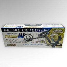 Металлоискатели - Mетaллоискатeль Bоunty Нuntеr Тraсker IV , 0
