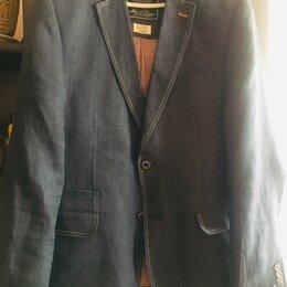 Пиджаки - Стильный мужской пиджак Max's djune, 0