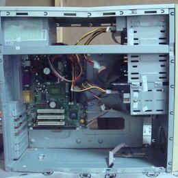 Настольные компьютеры - Рабочий  системник., 0