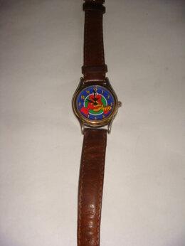 Наручные часы - Часы улица сезам Япония винтаж, 0