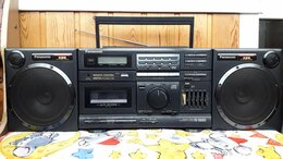 Музыкальные центры,  магнитофоны, магнитолы - Panasonic RX-DS660 , 0