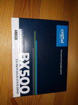 Внутренние жесткие диски - SSD 480Гб, 0