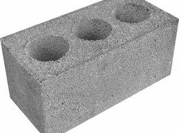 Строительные блоки - Блок(отсев, керамзит), 0