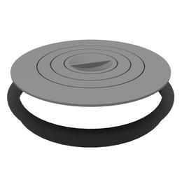 Печи для казанов - Комплект плиты чугунной для печь-мангалов Искандер-400, 0