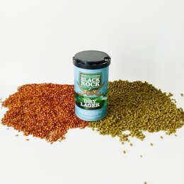 Ингредиенты для приготовления напитков - Солодовый экстракт Black Rock Dry Lager, 0