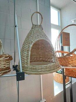 Плетеная мебель - Домик кошачий плетеный плетеный, 0