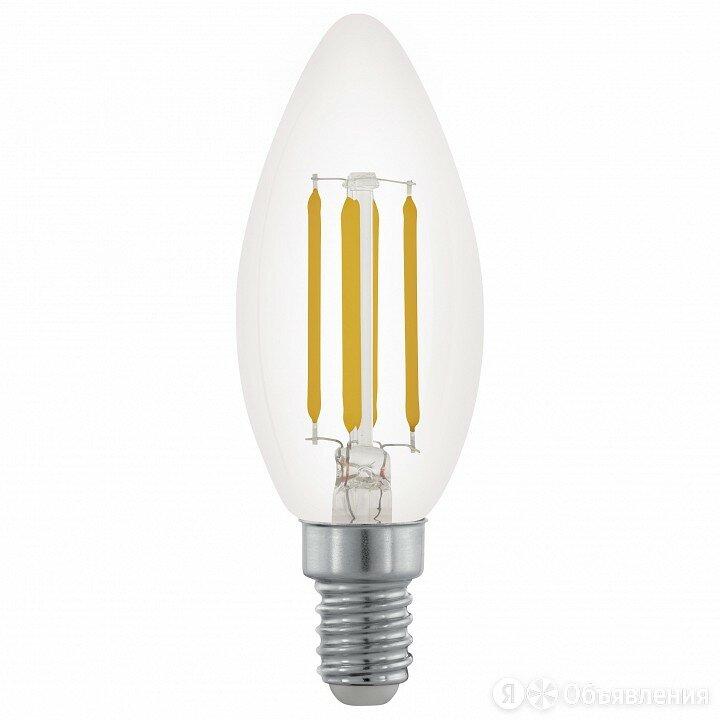 Лампа светодиодная Eglo ПРОМО 11700 E14 Вт 2700K 11704 по цене 409₽ - Лампочки, фото 0