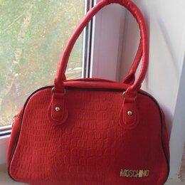 Сумки - Красная сумочка, 0