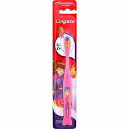 Зубные щетки - Щетка зубная детская 2+ мягкая, 0