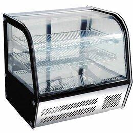 Мебель для учреждений - Витрина холодильная настольная ABR 160, 146 л, (+3..+8C) 873x580x663 мм, Viatto , 0