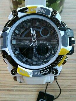 Наручные часы - Часы кварцевые Exponi 3258С Camo White, 0