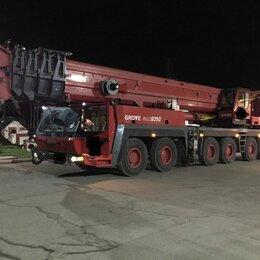 Спецтехника и навесное оборудование - автокраны до 350 тонн аренда, 0