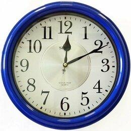 Часы настенные - Настенные часы Sinix 4065 B (влагостойкие), 0