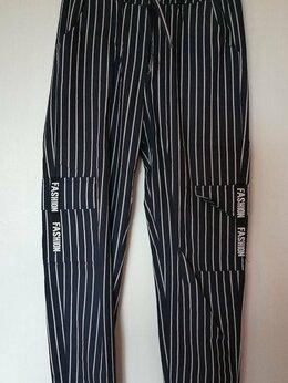 Брюки - Летние брюки - джоггеры, 0