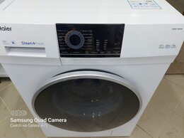 Стиральные машины - Узкая стиральная машина Haier (6кг,  уценка), 0