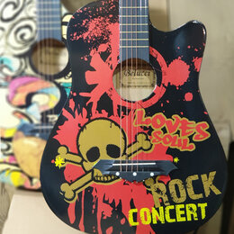 Акустические и классические гитары - Belucci гитара, 0