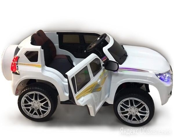 Электромобиль Toyota Prado 4х4 по цене 17900₽ - Электромобили, фото 0