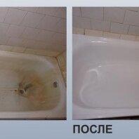 Ванны - Рестоврация ванн жидким акрилом., 0