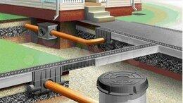 Дренажные системы - Лоток водотводный, решетки, дождеприёмники,…, 0