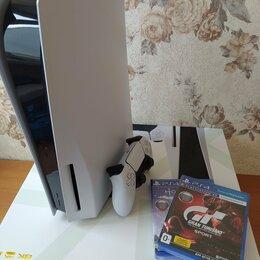 Игровые приставки - Гарантия/ Sony PlayStation 5 (PS 5) Обмен, 0
