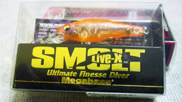 Приманки и мормышки - Megabass Live-X Smolt, Salmon Egg, 0