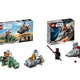 Конструкторы - Комплект наборов LEGO Star Wars 75228 и 75224, 0