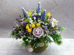 Цветы, букеты, композиции - Интерьерная композиция 40, 0