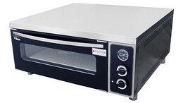 Жарочные и пекарские шкафы - Печь для пиццы Grill Master ППЭ/1 (с природным…, 0