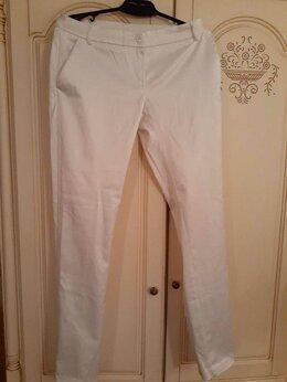 Брюки - Итальянские брюки атласные, 0