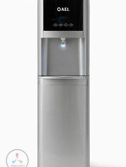 Кулеры для воды и питьевые фонтанчики - Кулер для воды LC-AEL-809a silver, 0