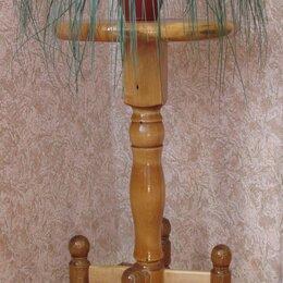 Горшки, подставки для цветов - Подставка деревяная., 0