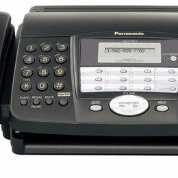Факсы - Факс Panasonic KX-FT914RU, 0